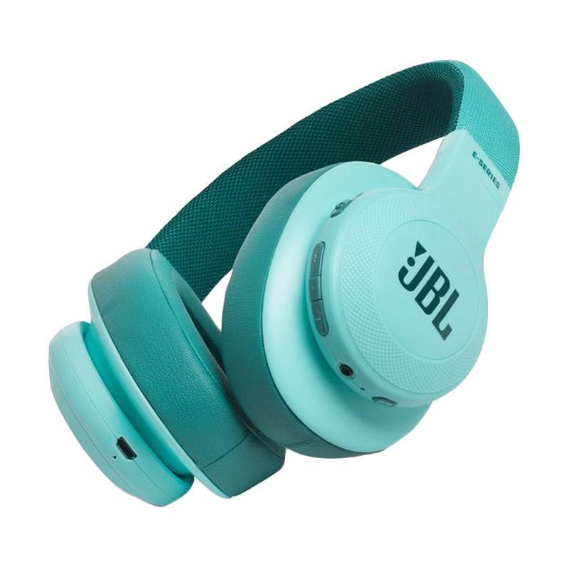 JBL E55BT Headset - Green