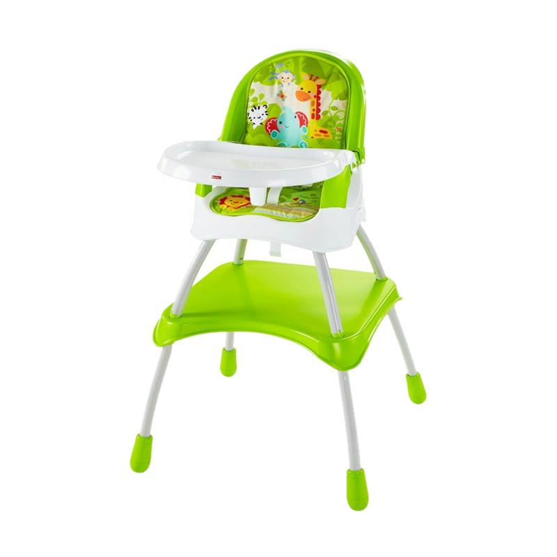 Fisher Price 4in1 High Chair Kursi Makan Bayi