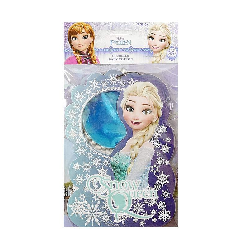 Disney FZ01 Frozen Snow Queen Baby Catton Air Freshener Parfum Mobil