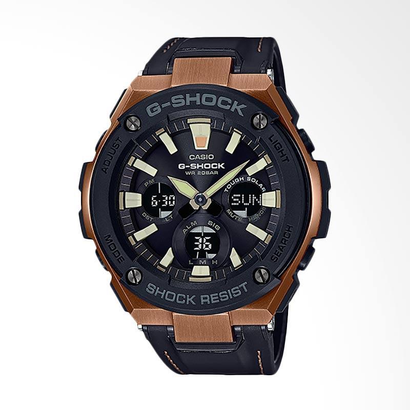 CASIO G-Shock Jam Tangan Pria - Bronze GST-S120L-1ADR