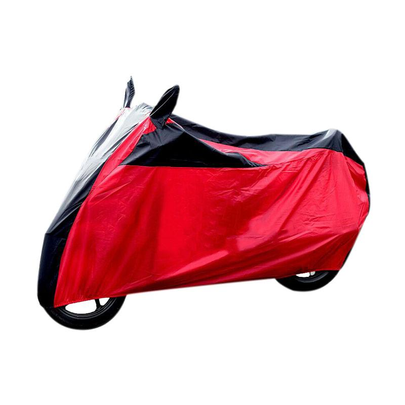 Cover Supernova Cover Body Motor for Bebek or Matic - Merah
