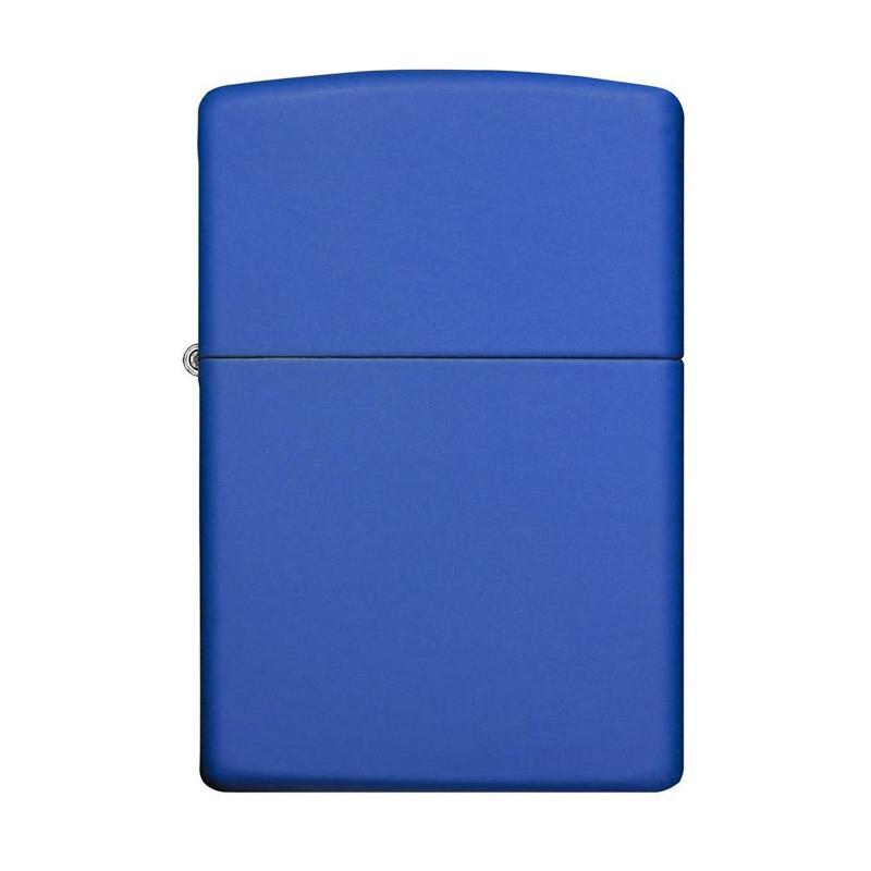 Zippo Pocket Lighter - Royal Blue Matte