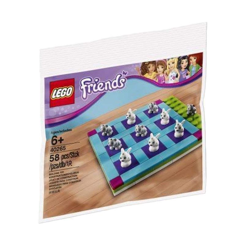 Lego Friends 40265 Tic Tac Toe Mainan Anak