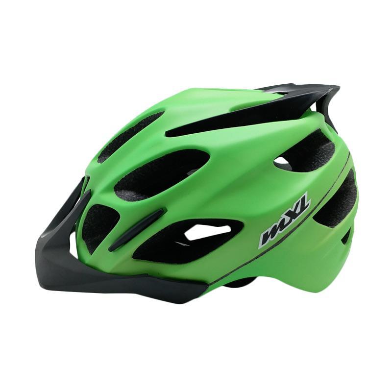 Mexel AM 020A Helm Sepeda - Green