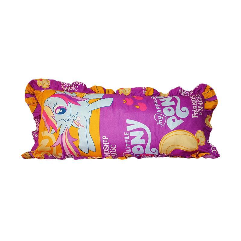 Monalisa Motif Little Pony Sarung Bantal Cinta [45 x 95 cm]