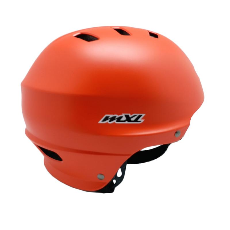 Mexel Helm Sepeda - Red SK 106