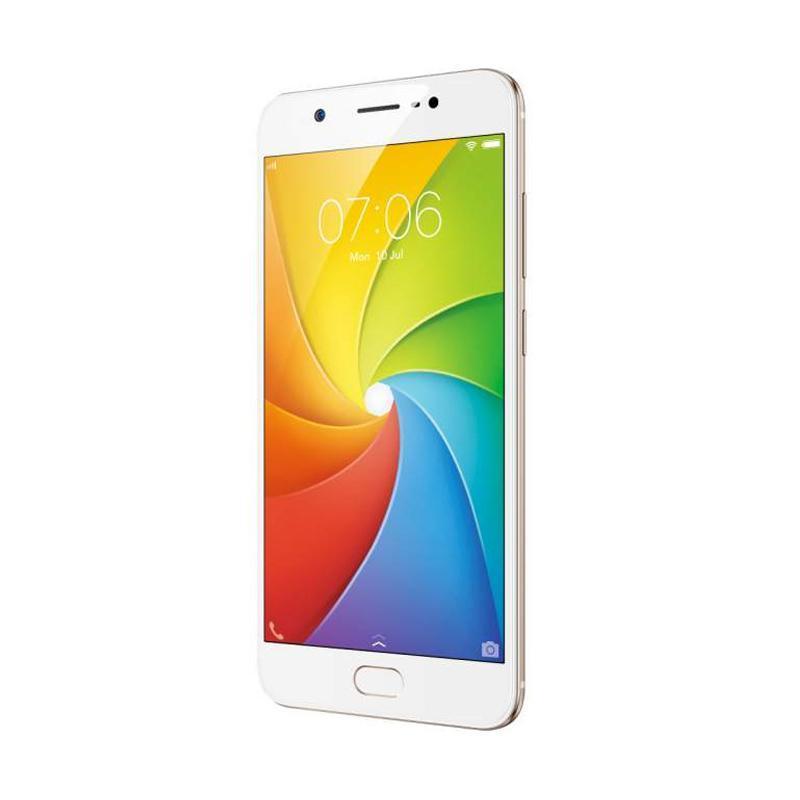 Castrol - VIVO Y69 Smartphone - Gold [32GB/RAM 3GB/4G LTE]