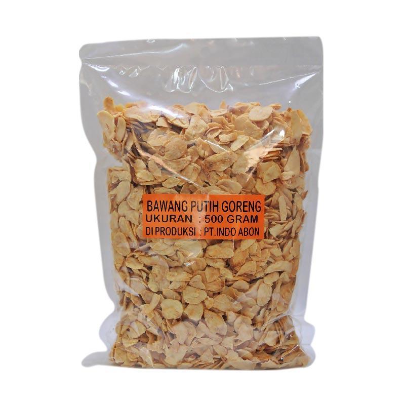 SIESIN Bawang Putih Goreng [500 g]