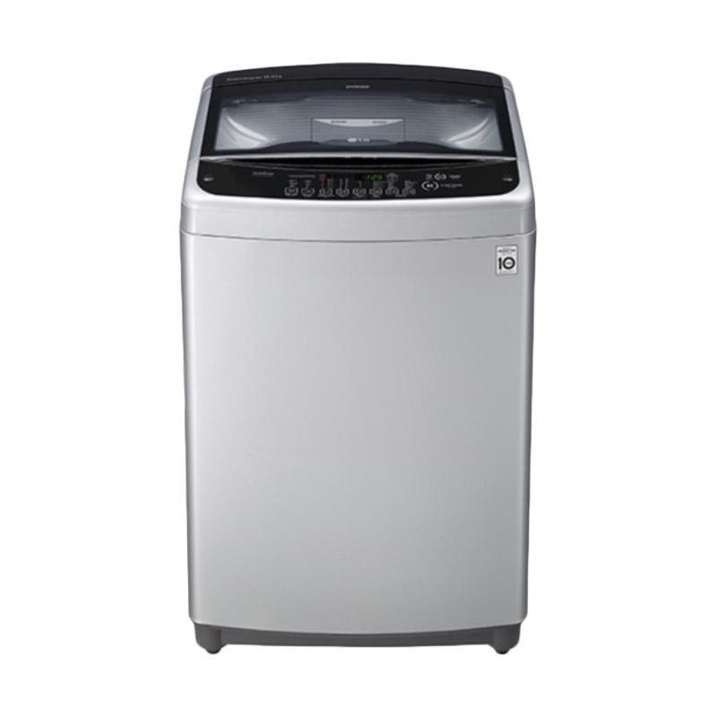 LG T2108VSAM Mesin Cuci Top Load [1 Tabung/ Inverter]