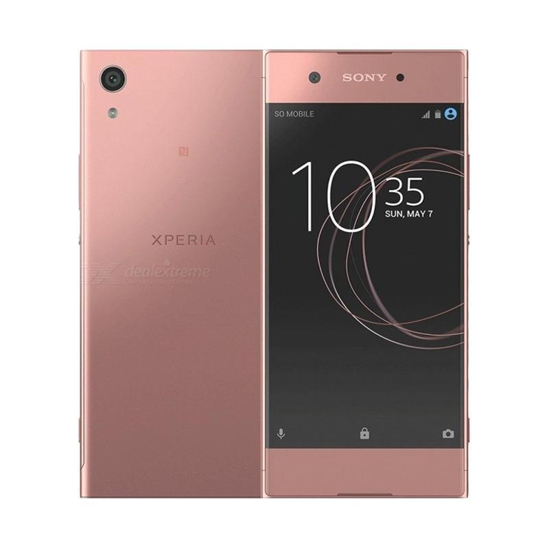 SONY Xperia XA1 Dual Smartphone - Pink [32 GB/3 GB]