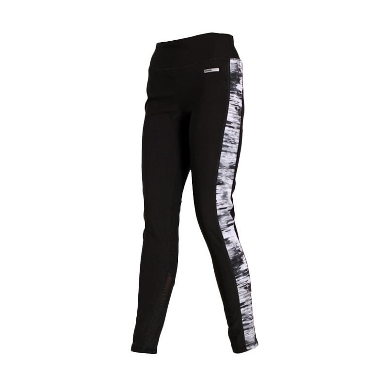 RBX Long Tight Alloy Celana Olahraga Wanita - Black CR 6170