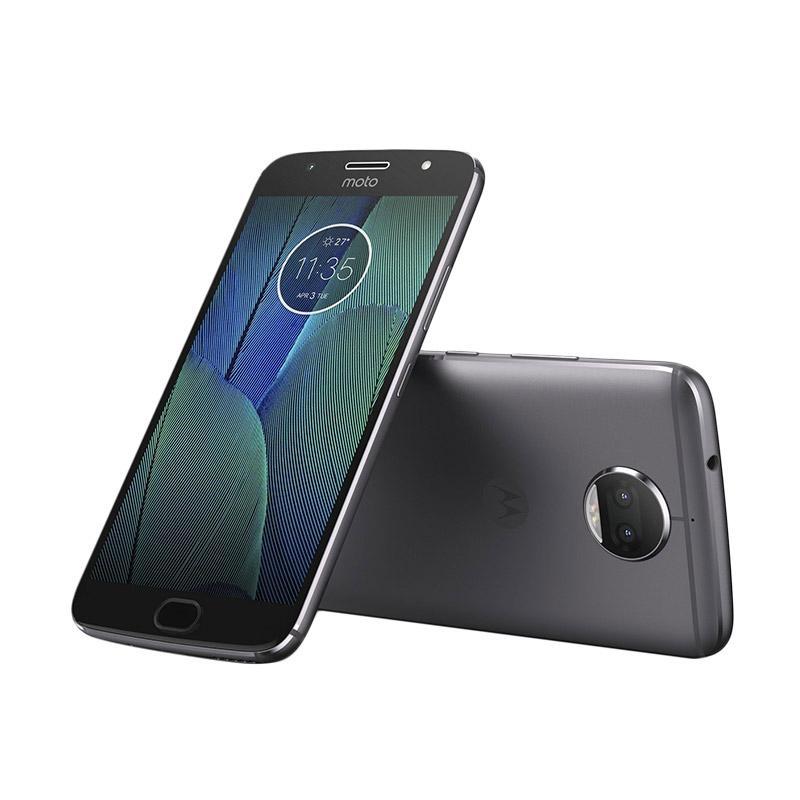 Moto G5S+ Smartphone - Lunar Gray [32 GB/ 4 GB]