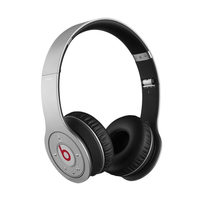 Beats Wireless On-Ear Headphone - Silver