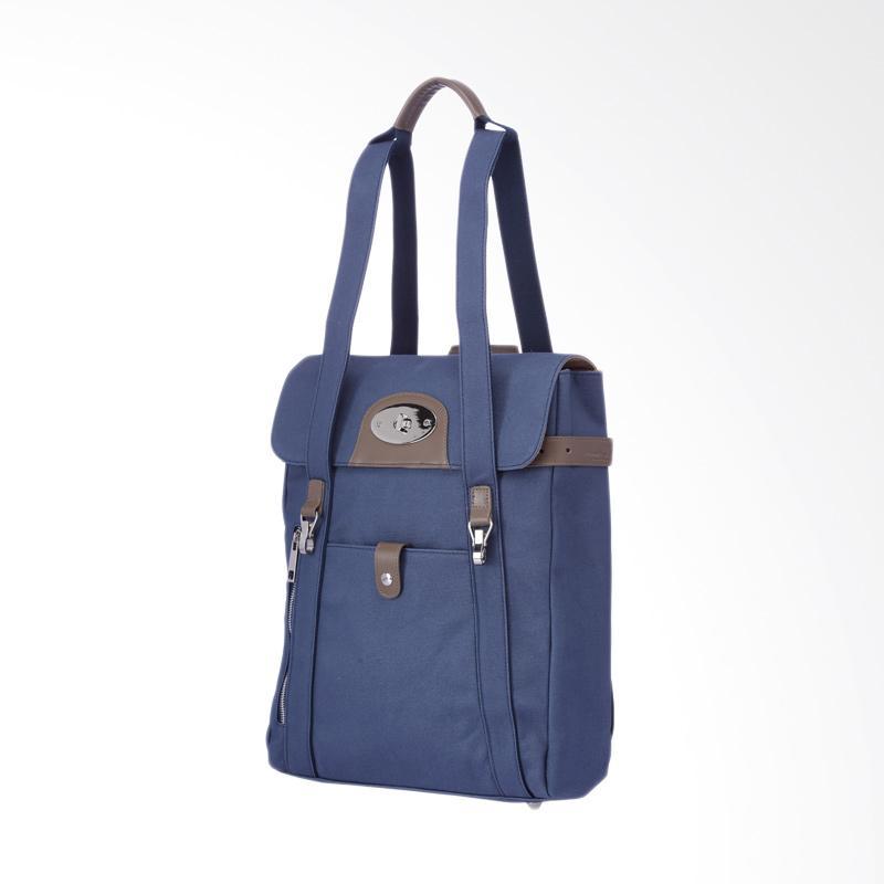 Amore Daniel Beck - Multifunction Backpack [15 Inch] - Navy Blue