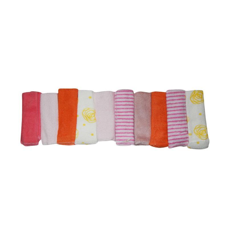 Wonderland Baby Washcloth Sapu Tangan Bayi - Motif A4