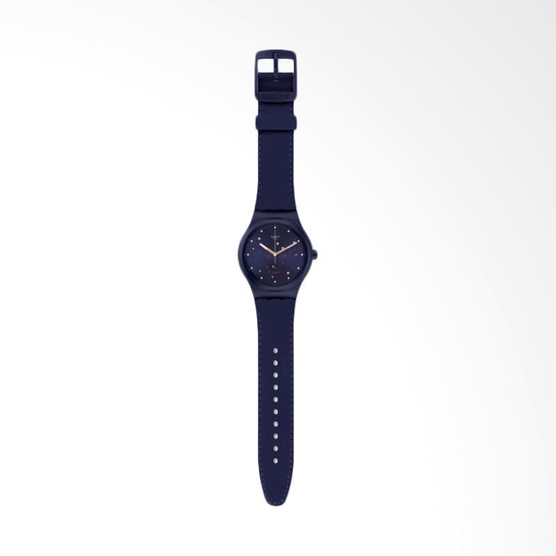 harga Swatch Sistem Sea Tali Silikon Automatic Jam Tangan Pria - Biru SUTN403 Blibli.com