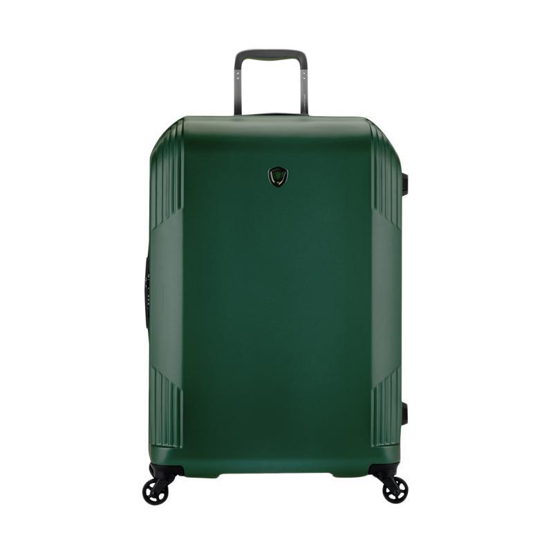 Traveler's Choice Riverside Hardcase Koper - Dark Green [Medium/26 Inch]
