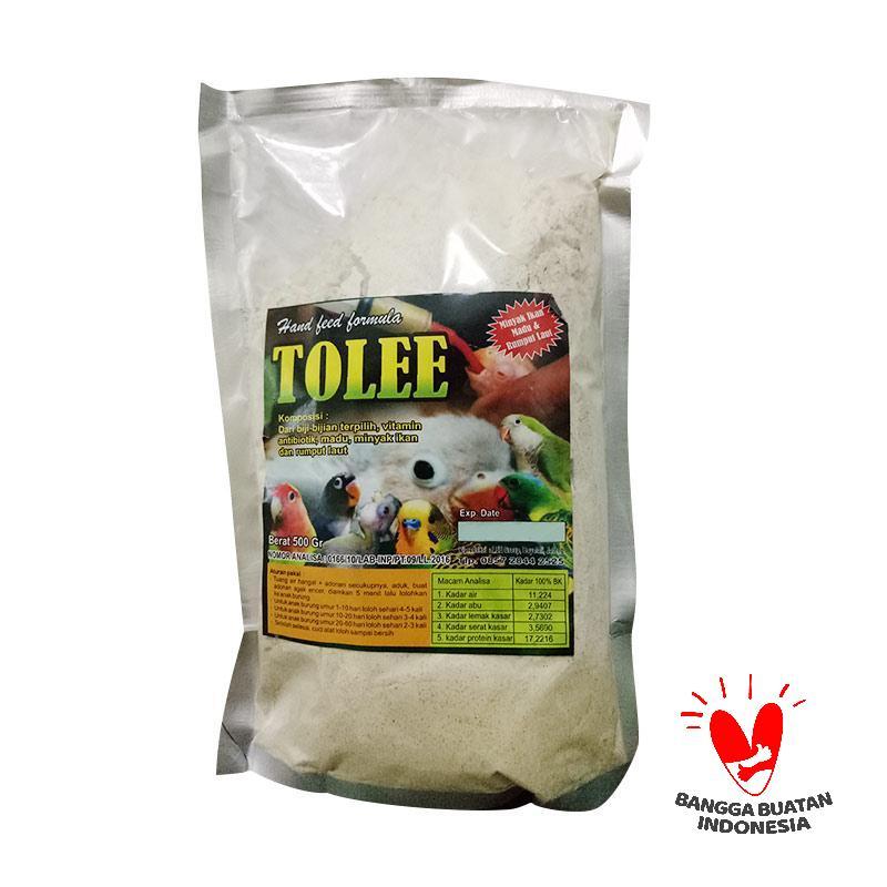 harga TOLEE Pakan Lolohan Burung Blibli.com