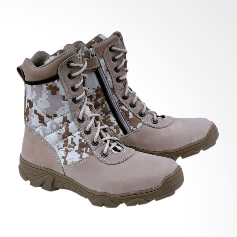 Garsel Sepatu Boots Pria GAJ 2008