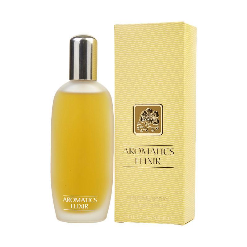 Clinique Aromatic Elixir Perfume Spray EDP Parfum Wanita [100 mL]