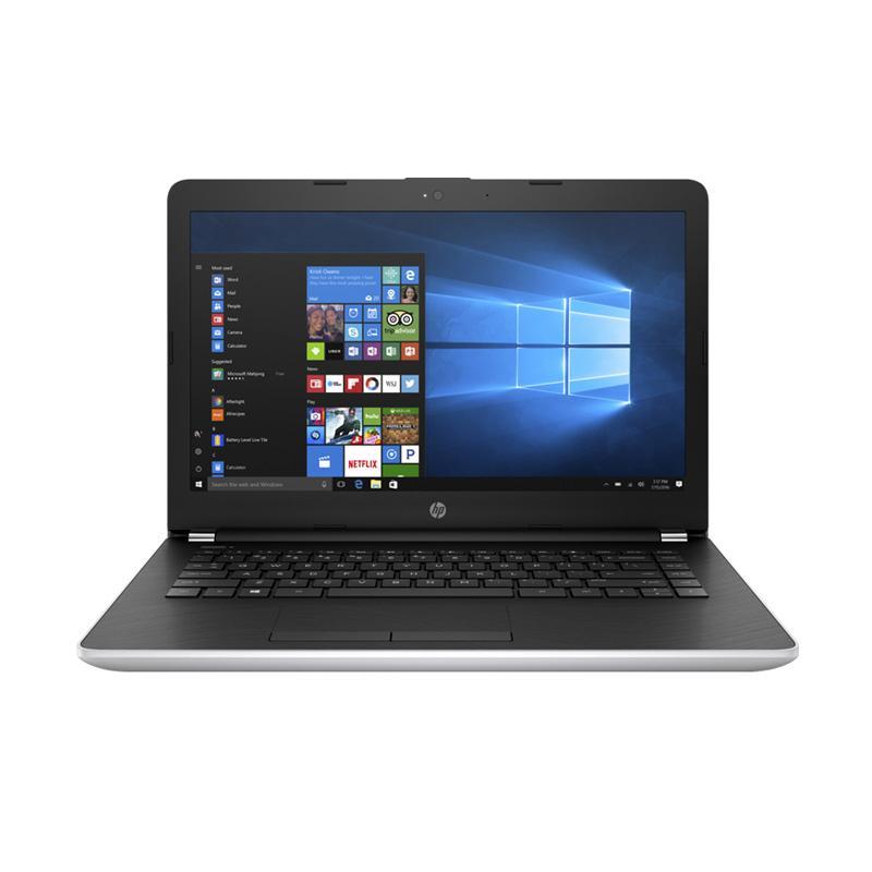 HP 14-BW008AU Laptop - Silver [AMD A4-9120/ 4 GB/ 500 GB/ 14
