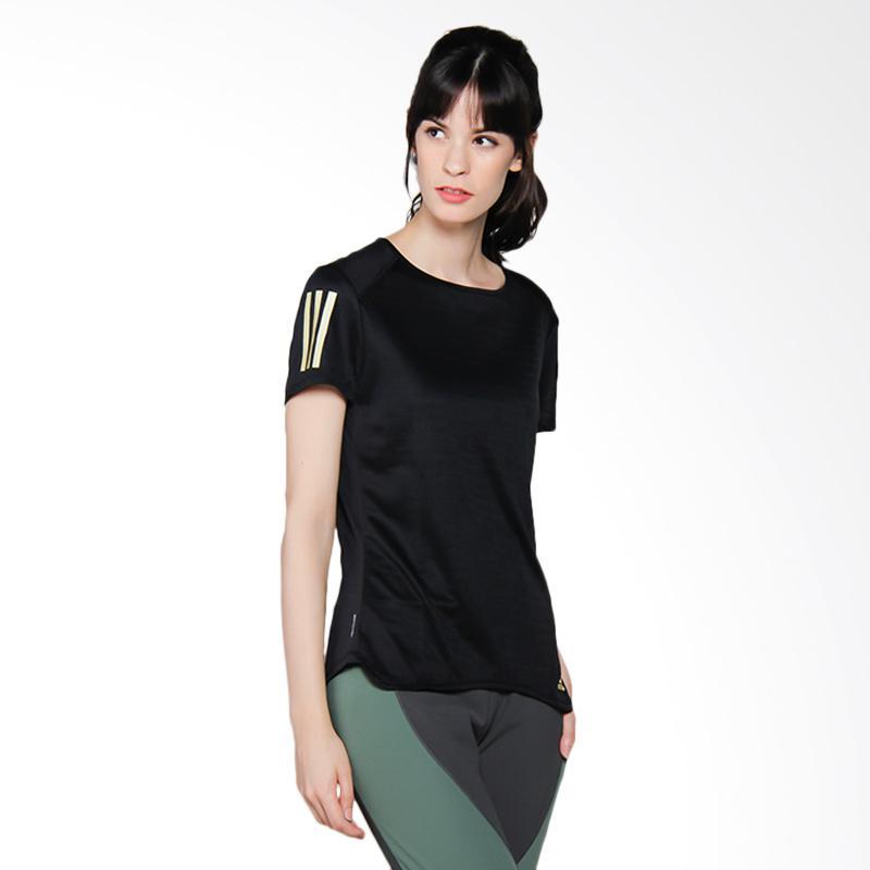adidas Women Running Response Tee Kaos Olahraga Wanita