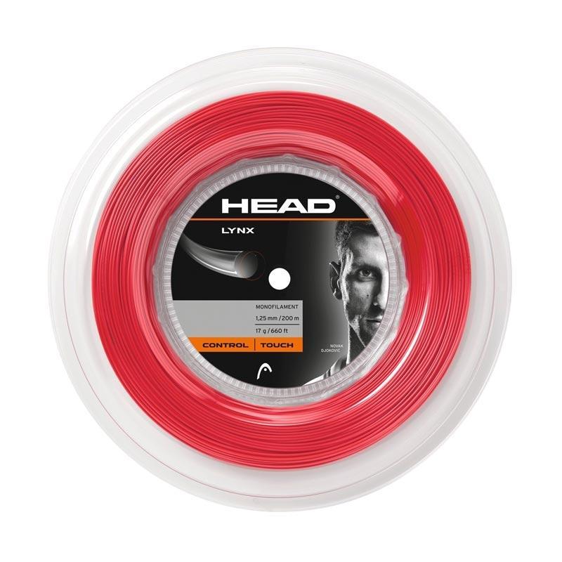 harga Head LYNX Reel Senar Raket Tenis - Red [17 g] Blibli.com