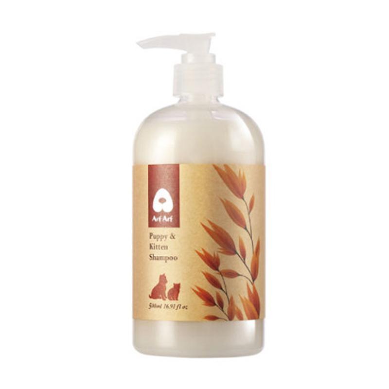 Arf Arf Anti-Irritation Gentle Shampoo for Puppy or Kitten