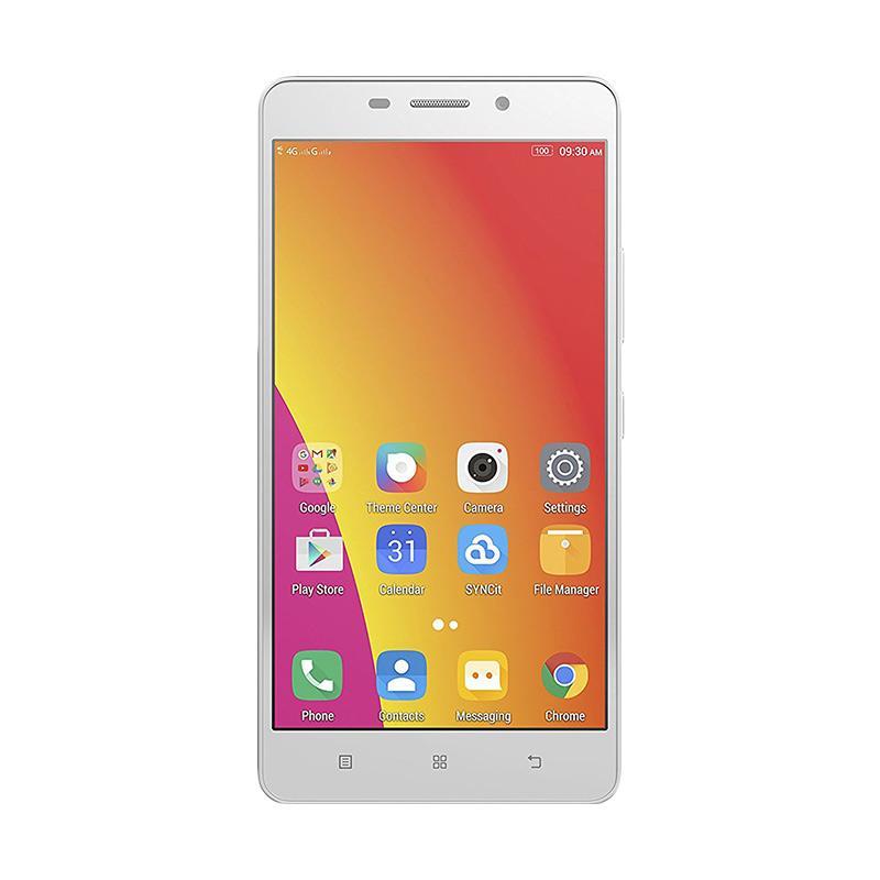 Lenovo A7700 Plus Smartphone - White [16 GB/2 GB]