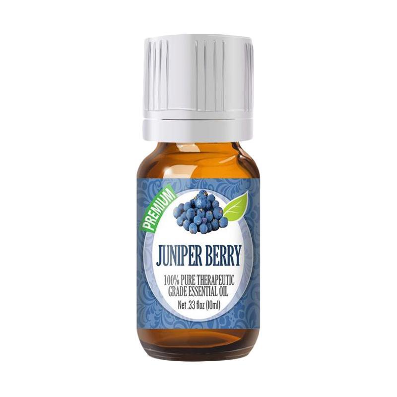 Healing Solutions Juniper Berry Aromaterapi Essential Oil [10 mL]