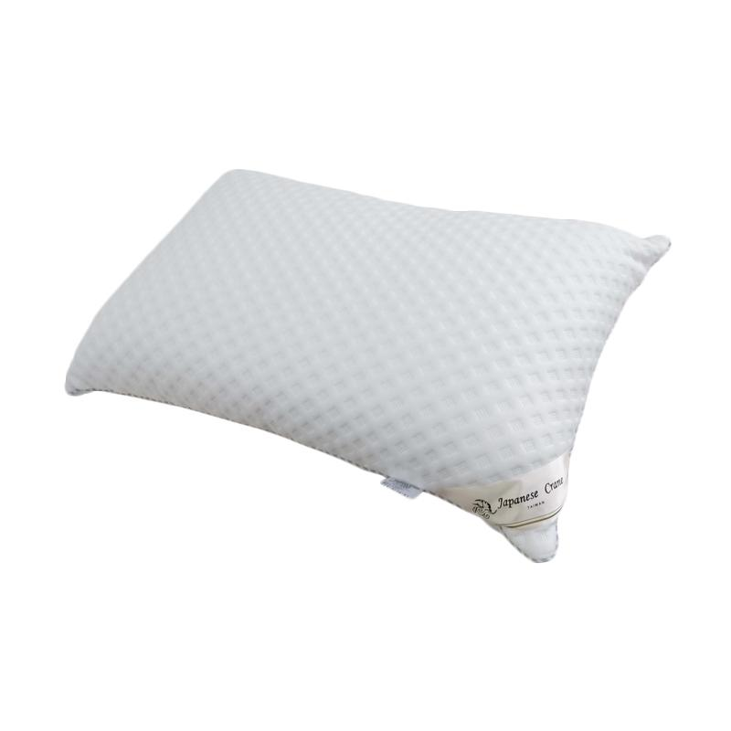 CCH Neck Support Pillow Bantal - White