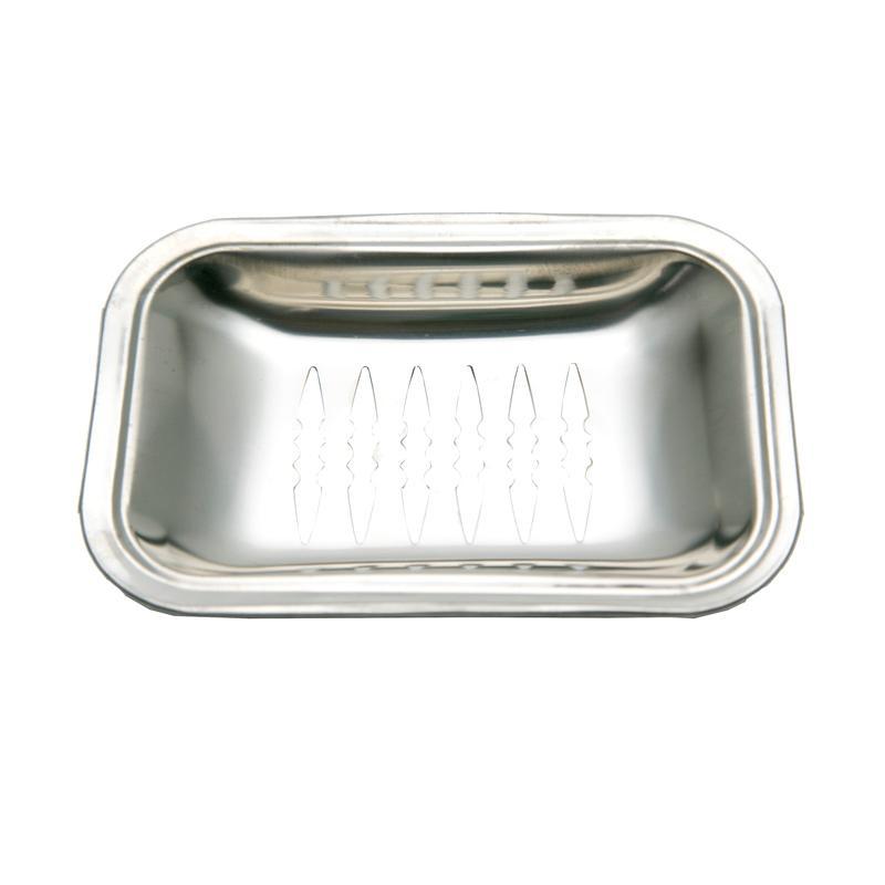 HAN 5006 Stainless Plate Soap - Perak