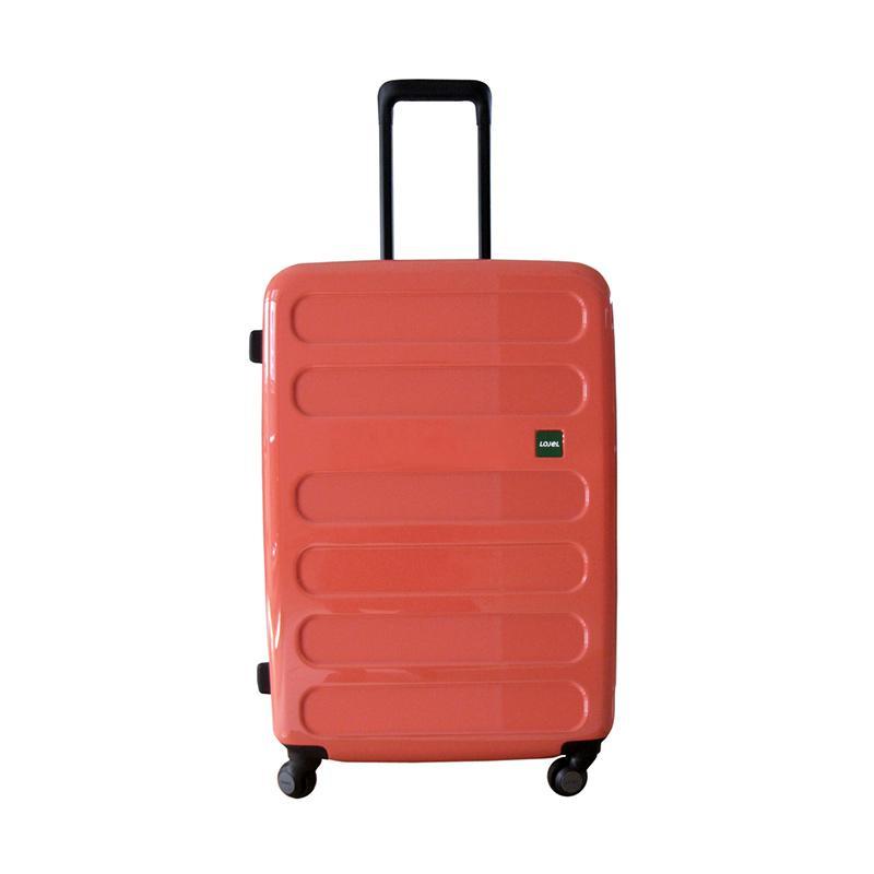Lojel Nova Hardcase Koper – Pink [Size M/ 26 Inch]