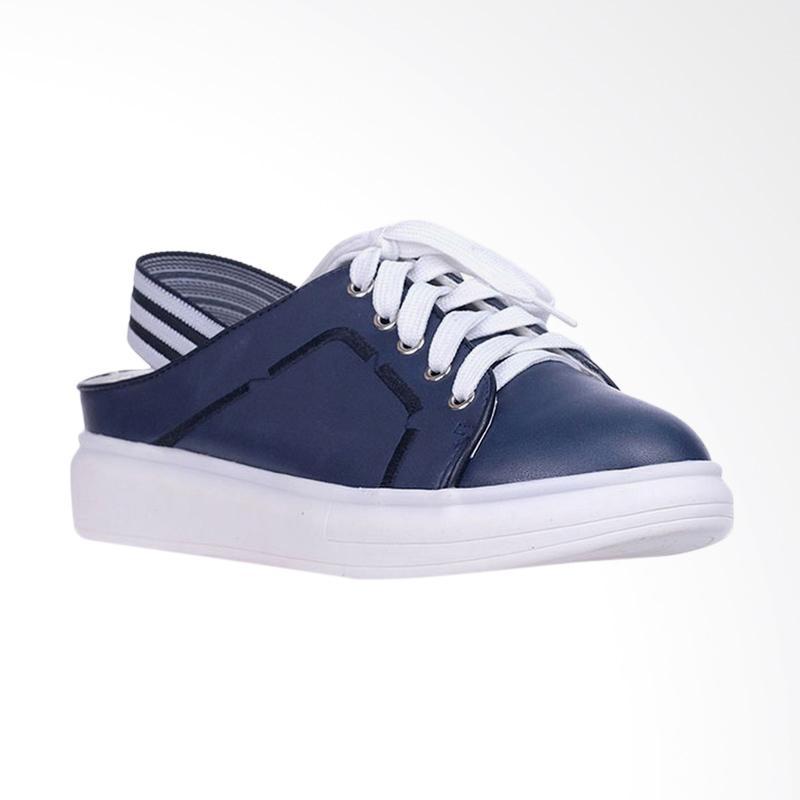 harga Austin Minerva Sepatu Slip On Wanita - Navy Blibli.com