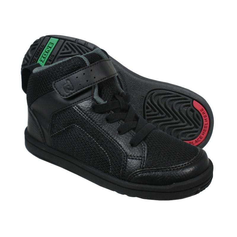 Toezone Kids Orville Yt Sepatu Anak Laki - Black