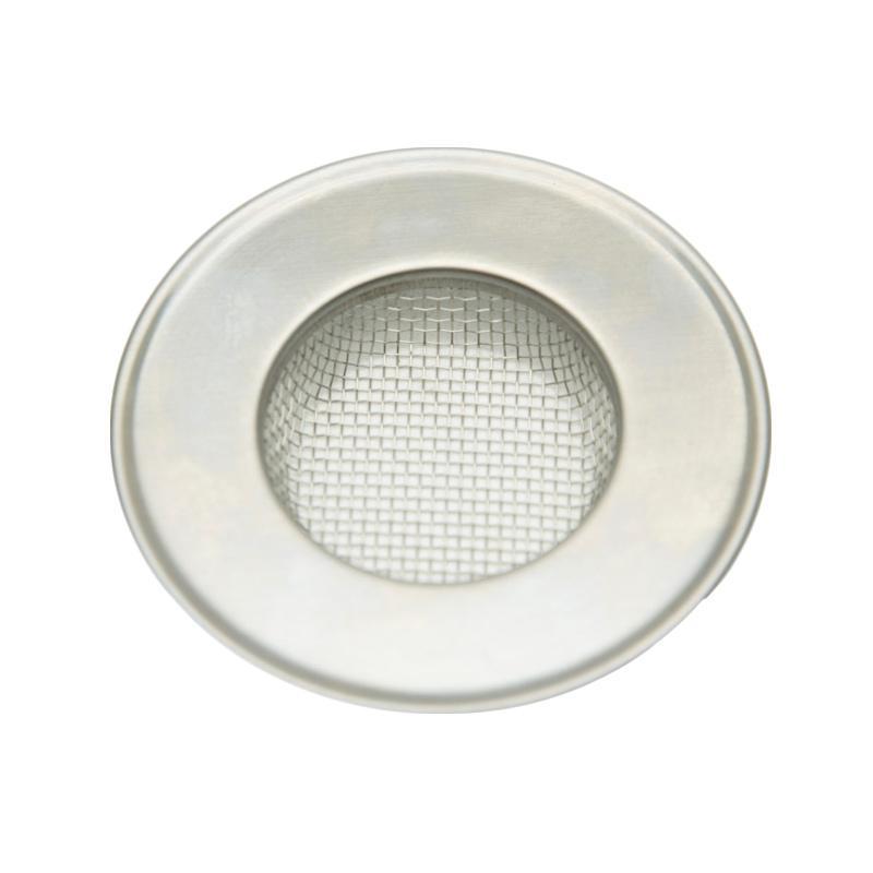 OEM FSW7 Stainless Filter Saringan Wastafel - Perak [7.5 cm]