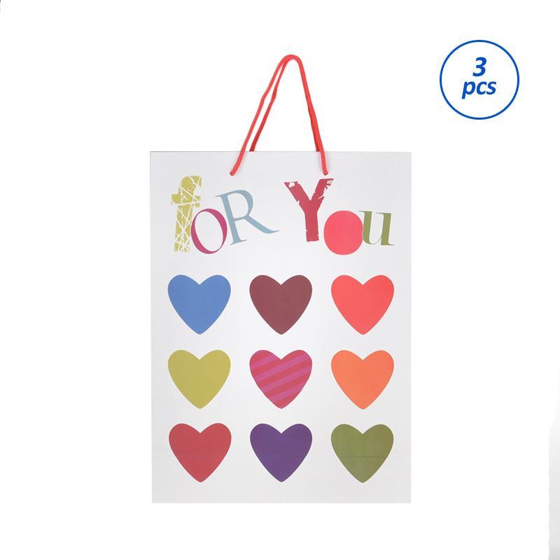 Karisma 740556 Kemeja 2 for You Shopping Bag [3 pcs]
