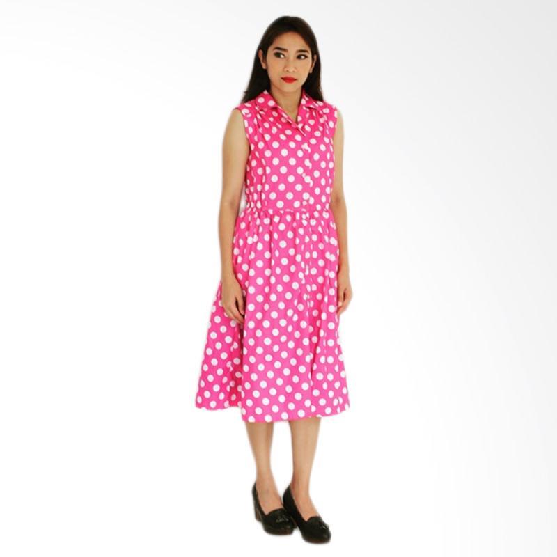 Prads Dotty / Polka Dress Wanita