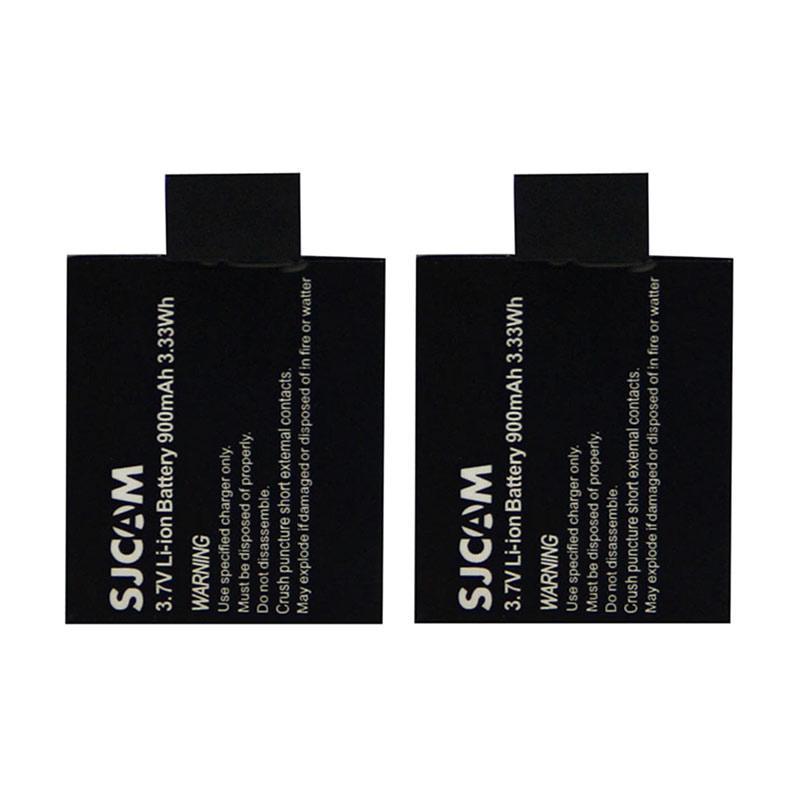 Sjcam Combo Duo Battery for SJCAM and Brica B-PRO5 Alpha