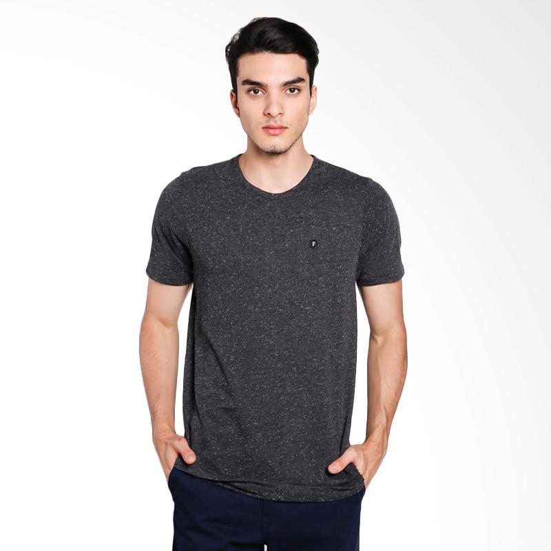 Famo 2412 Men T-shirt - Black