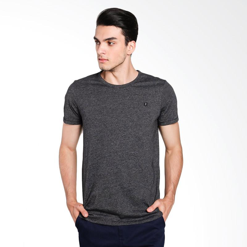Famo 1712 Men Tshirt - Black [517121712]