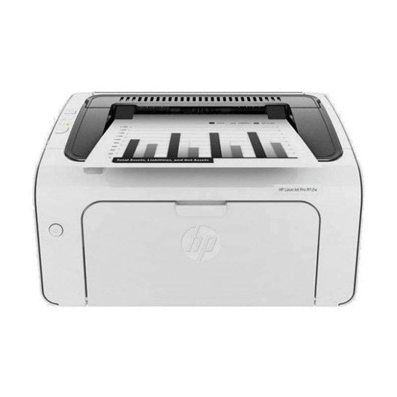 HP M12W Printer Laserjet