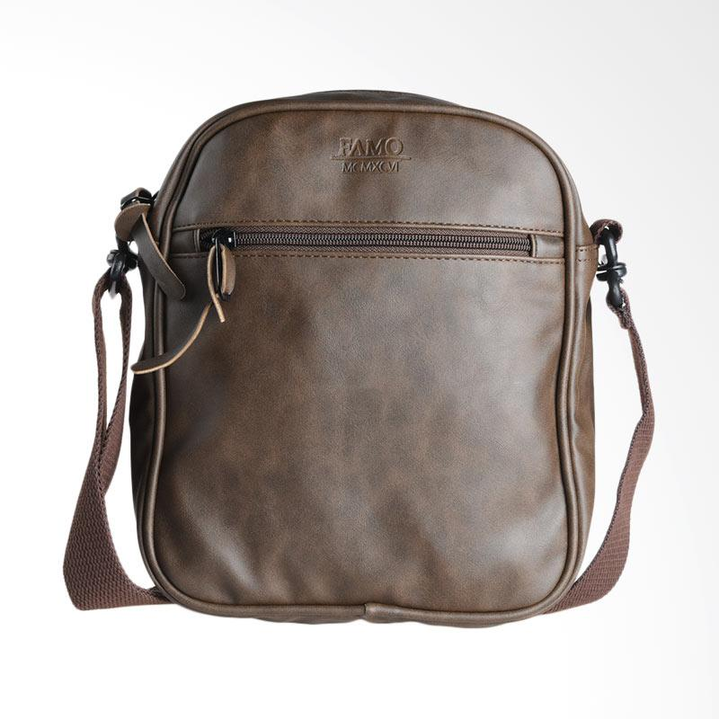 Famo 0511 Men Bag - Brown