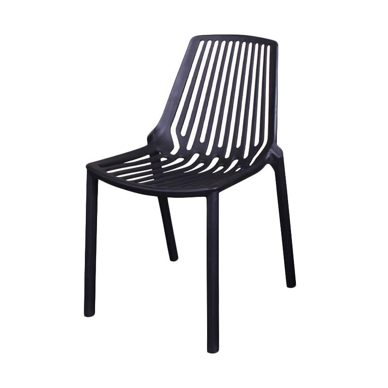 Thema Home 1584 CC Burnaby Dining Chairs - Black