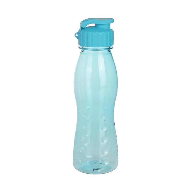 NEOFLAM Flip Top Botol Minum - Blue [700 mL]