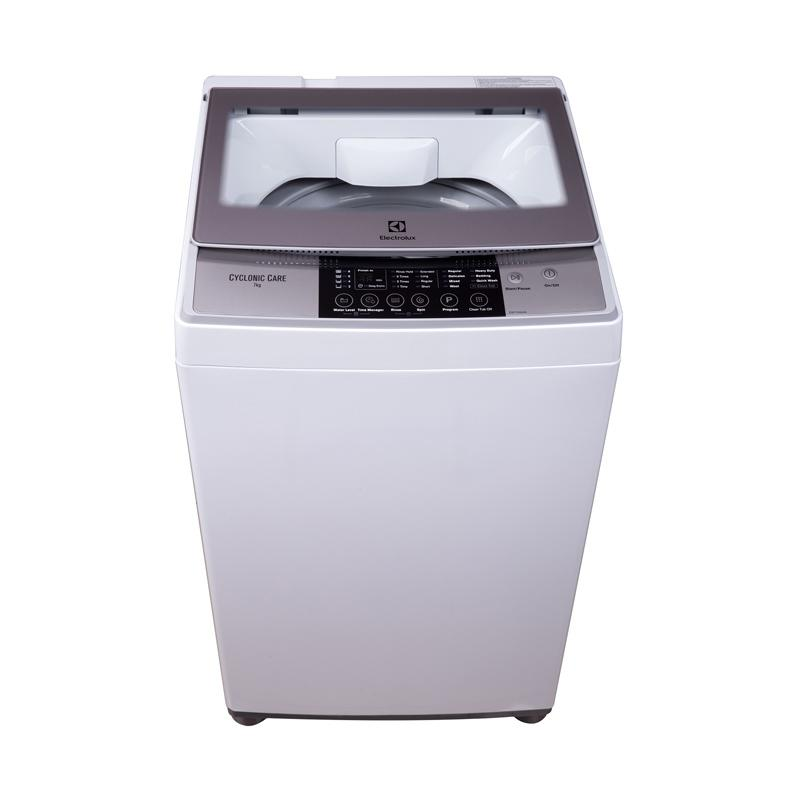 Electrolux EWT705WN Mesin cuci New Top Loading [7 kg]