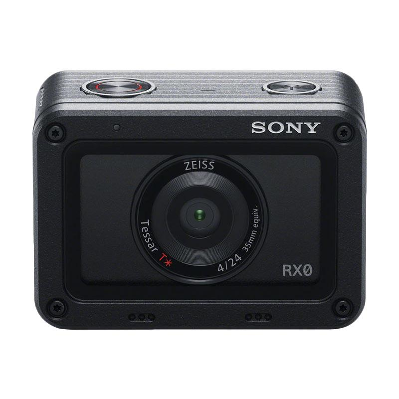 SONY RX0 Action Cam - Black