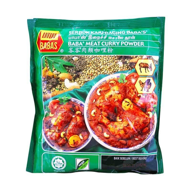 harga Baba's Meat Curry Powder Bumbu Kari [250 g] Blibli.com