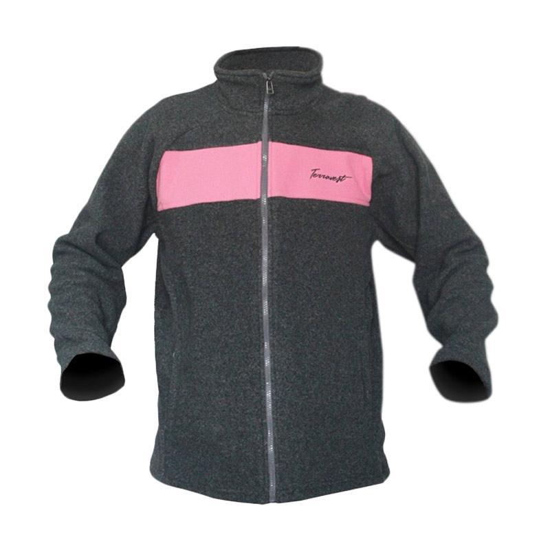 Terravest Breeze Jacket - Grey Pink