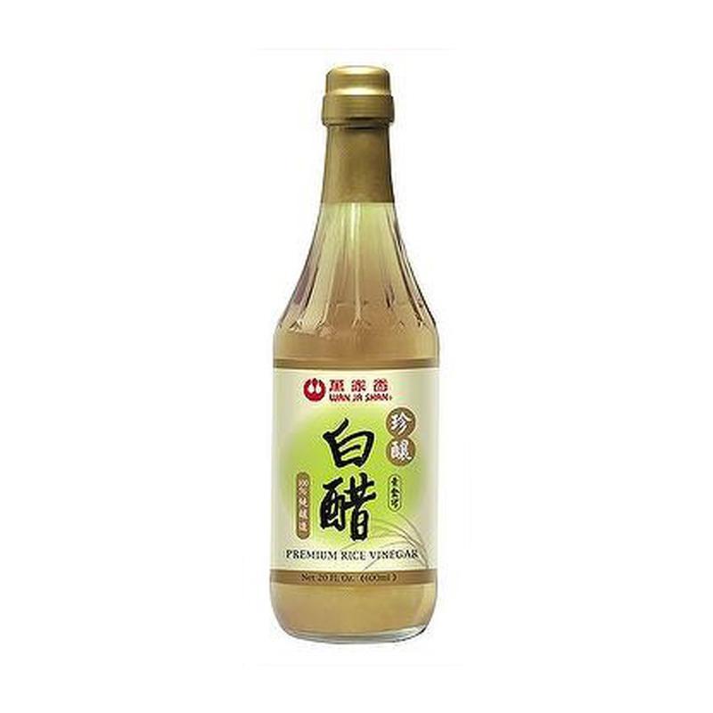 harga Wan Ja Shan Premium Rice Vinegar Cuka Beras [600 mL] Blibli.com